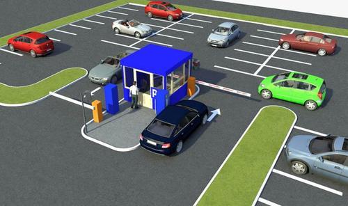 Автоматизация оплаты парковки